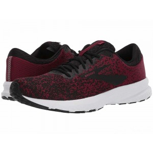 Brooks Launch 6 Red/Black/Grey [Clearance Sale]