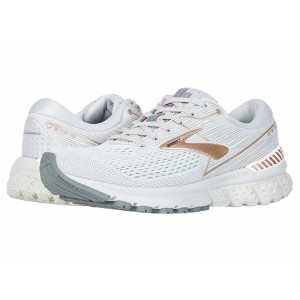 Brooks Adrenaline GTS 19 Grey/Copper/White [Clearance Sale]