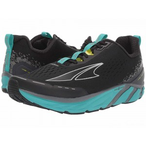 Altra Footwear Torin 4 Black/Teal [Sale]