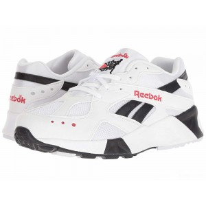 Reebok Lifestyle Aztrek White/Black/Red [Sale]