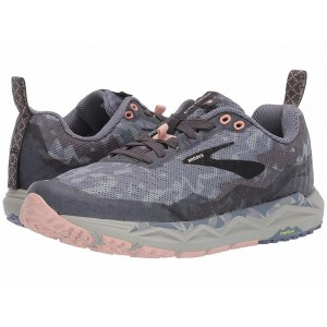 Brooks Caldera 3 Grey/Pale Peach/Pearl [Clearance Sale]