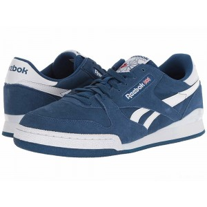 Reebok Lifestyle Phase 1 Pro MU Bunker Blue/White [Sale]