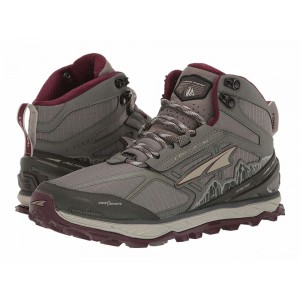 Altra Footwear Lone Peak 4 Mid Mesh Olive/Dark Port [Sale]