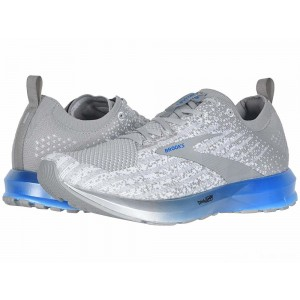 Brooks Levitate 3 White/Grey/Blue [Clearance Sale]