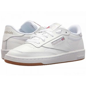 Reebok Lifestyle Club C 85 White/Light Grey/Gum [Sale]