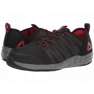 Reebok Work Astroride Work Black/Red/Dark Grey [Sale]