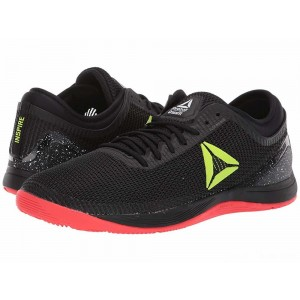Reebok CrossFit® Nano 8.0 Black/Neon Red/neon Lime/White [Sale]