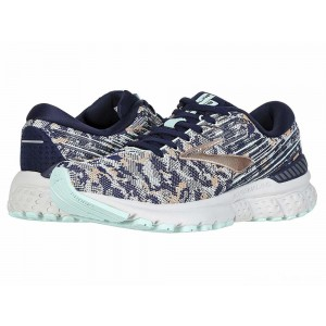 Brooks Adrenaline GTS 19 Navy/Coral/Ice [Clearance Sale]