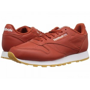 Reebok Lifestyle Classic Leather MU Burnt Amber/White/Gum [Sale]