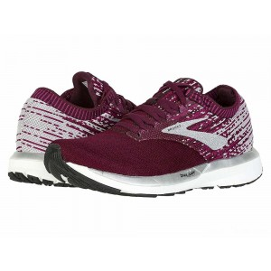 Brooks Ricochet Fig/Wild Aster/Grey [Clearance Sale]