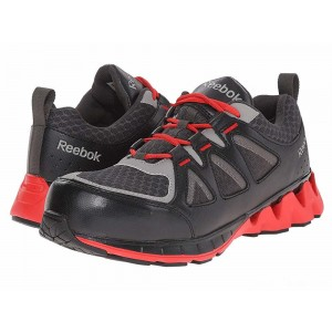 Reebok Work Zigkick Work Black/Red [Sale]