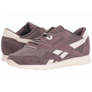 Reebok Lifestyle Classic Nylon Almost Grey/Pale Pink [Sale]