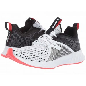 Reebok Fusium Run 2.0 White/Black/Neon Red/Silver [Sale]
