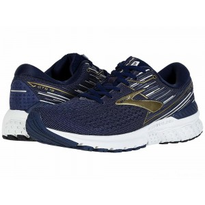 Brooks Adrenaline GTS 19 Navy/Gold/Grey [Clearance Sale]