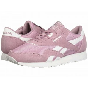 Reebok Lifestyle Classic Nylon Infused Lilac/White [Sale]