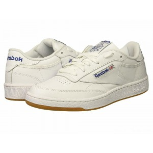 Reebok Lifestyle Club C 85 Int/White/Royal/Gum [Sale]