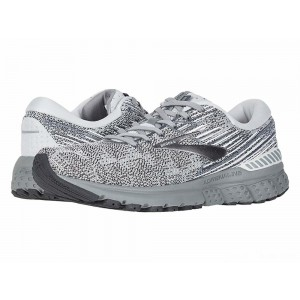 Brooks Adrenaline GTS 19 Grey/White/Ebony [Clearance Sale]