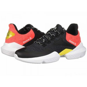 Reebok Split Fuel Black/True Grey/Neon Red/Red/Go Yellow/White [Sale]
