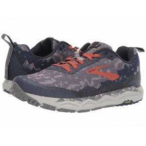 Brooks Caldera 3 Grey/Brick/Navy [Clearance Sale]