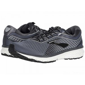 Brooks Ghost 12 Black/Pearl/Oyster [Clearance Sale]