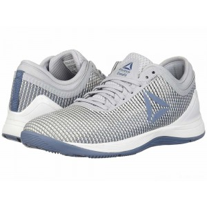 Reebok CrossFit® Nano 8.0 Cloud Grey/Blue Slate/Spirit White/White [Sale]