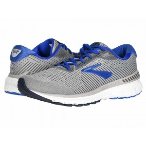 Brooks Adrenaline GTS 20 Grey/Blue/Navy [Clearance Sale]