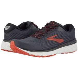 Brooks Adrenaline GTS 20 Black/Ebony/Ketchup [Clearance Sale]