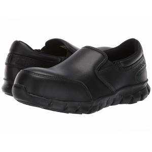 Reebok Work Sublite Cushion Work Black 2 [Sale]