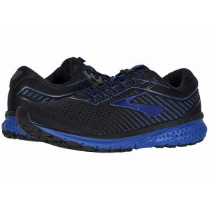 Brooks Ghost 12 Black/True Blue/Black [Clearance Sale]
