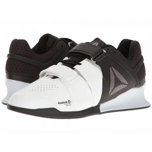 Reebok Legacy Lifter White/Black/Pewter [Sale]