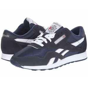 Reebok Lifestyle Classic Nylon Team Navy/Platinum [Sale]