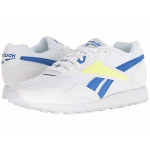 Reebok Lifestyle Rapide MU White/Vital Blue/Lemon Zest/Tin Grey [Sale]