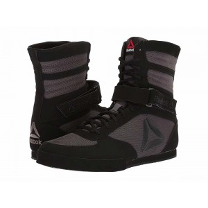 Reebok Boxing Boot - Buck Black/Ash Grey [Sale]