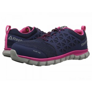 Reebok Work Sublite Cushion Work Navy/Pink [Sale]