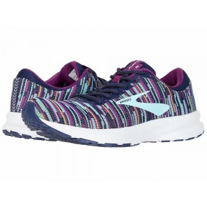 Brooks Launch 6 Navy/Light Blue/Charisma [Clearance Sale]