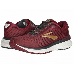 Brooks Adrenaline GTS 20 Red/Gold/Ebony [Clearance Sale]