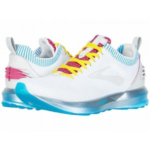 Brooks Levitate 2 White/Blue/Pink [Clearance Sale]