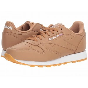 Reebok Lifestyle Classic Leather MU Soft Camel/White [Sale]