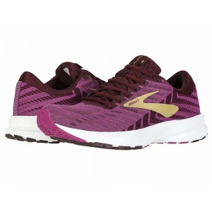 Brooks Launch 6 Aster/Fig/Gold [Clearance Sale]