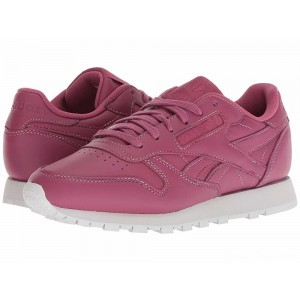 Reebok Lifestyle Classic Leather Twisted Berry/Spirit White [Sale]