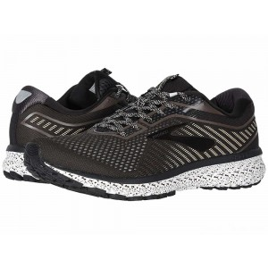 Brooks Ghost 12 Cookies/Cream/Brown [Clearance Sale]