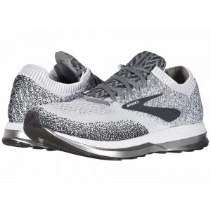 Brooks Bedlam Grey/White/Ebony [Clearance Sale]