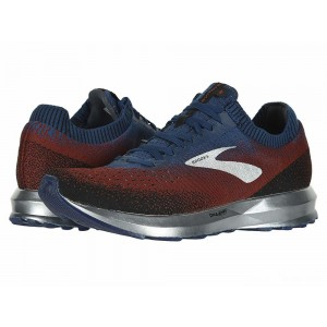 Brooks Levitate 2 Chili/Navy/Black [Clearance Sale]