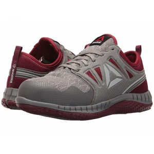 Reebok Work Zprint Work Grey/Burgundy [Sale]