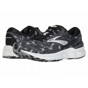 Brooks Adrenaline GTS 19 Black/Grey/Oyster [Clearance Sale]