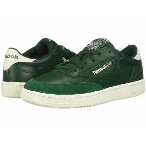 Reebok Lifestyle Club C 85 MU Dark Green/Chalk [Sale]