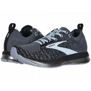 Brooks Bedlam 2 Black/Grey/Kentucky Blue [Clearance Sale]
