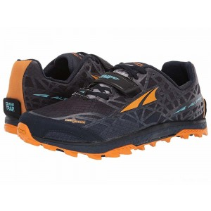 Altra Footwear King MT 1.5 Black/Orange [Sale]
