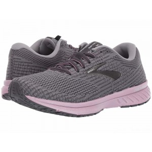 Brooks Revel 3 Primer/Blackened Pearl/Frost [Clearance Sale]