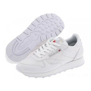 Reebok Lifestyle Classic Leather White [Sale]